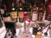 A window display of Irish triple distilled whiskey!