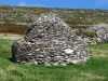 Beehive huts, Dingle Peninsula, Ireland