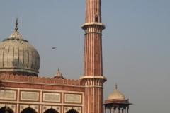 Minaret, Jama Masjid, Delhi