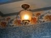 Light in upstairs hallway, Steinbeck House, Salinas, California