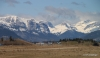 TransCanada Highway approach to Rocky Mountains