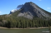 Bow River and Rockies