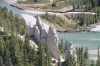 Bow River Valley and Hoodoos
