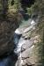 Johnston Canyon gorge