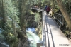 Catwalk trail, Johnston Canyon gorge
