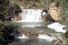 Johnston Canyon cascades