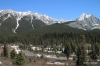 Rocky Mountain Views from the higher trail