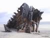 Pesuta Shipwreck, Naikoon Provincial Park, Haida-Gwaii