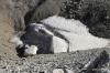 Reminent of glacier, Ptarmigan Cirque