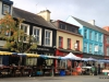 Colorful shops of Kenmare