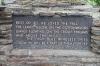 Hemingway Memorial plaque