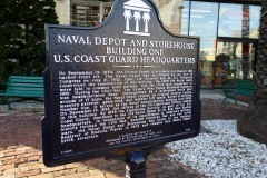 Old Coast Guard station, Key West's Historic Waterfront