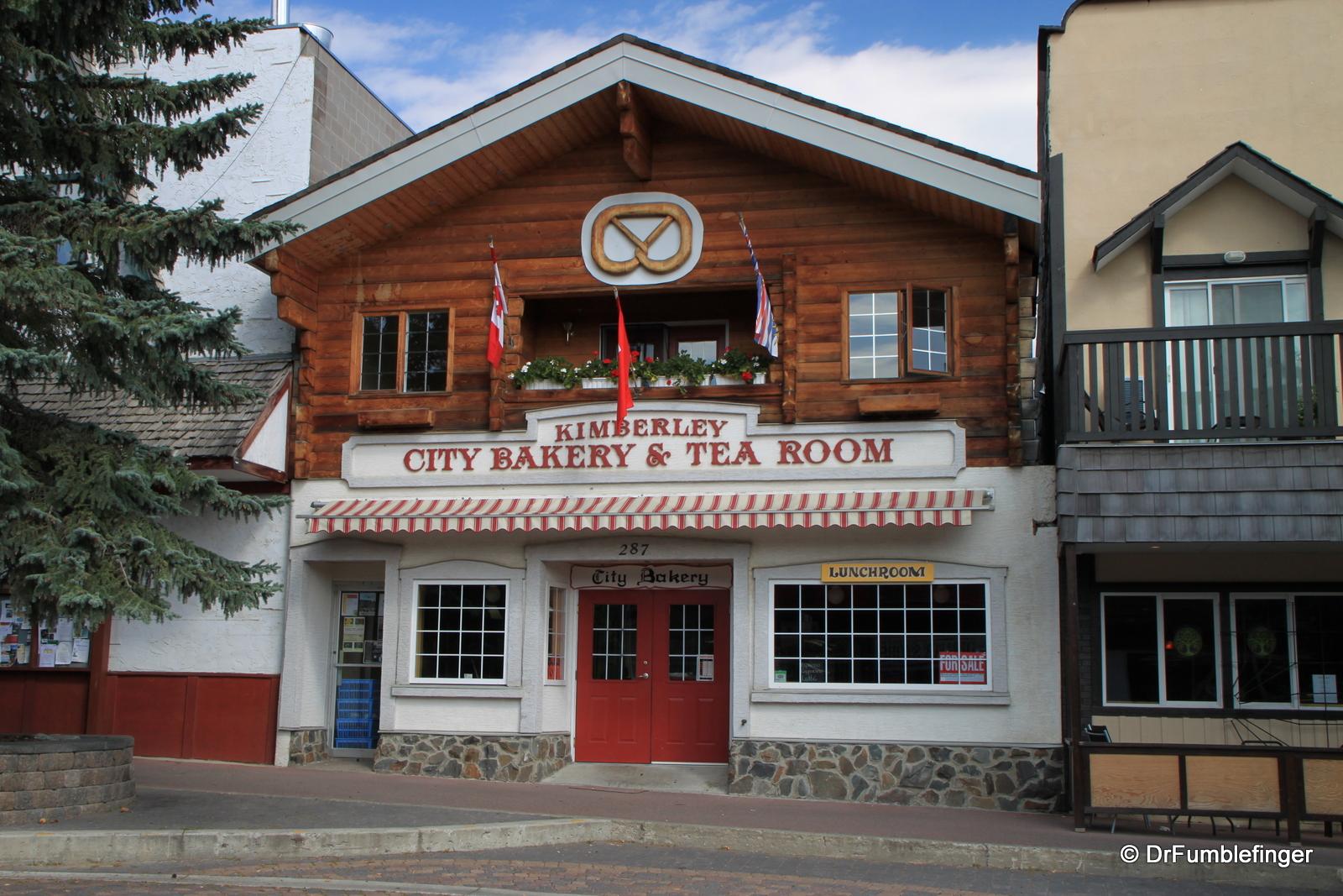 Kimberley's City Bakery