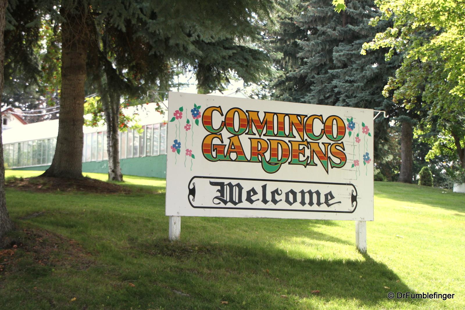 kimberleyCominco Gardens, Kimberley