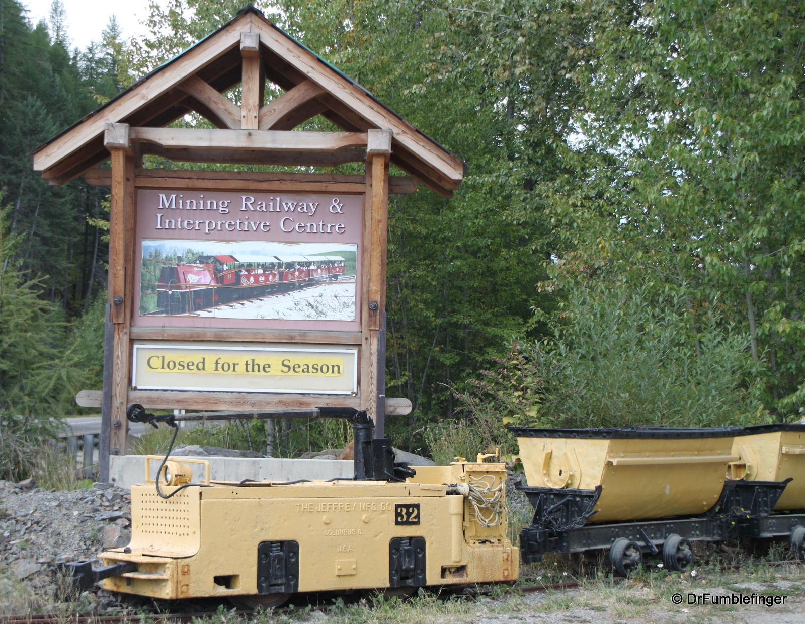 Entrance to Kimberley Underground Mining Tour