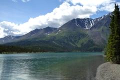 Kathleen Lake, Kluane National Park