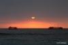 Sunset, Kona coast