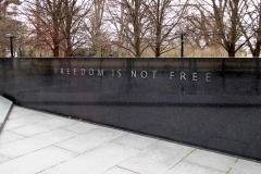 Mural Wall, Korean War Veterans' Memorial, Washington D.C.