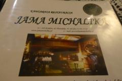 Jama Michalika cafe, Krakow