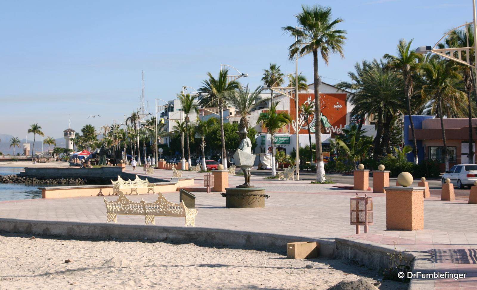 La Paz' Malecon