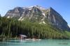 Fairview Mountain & Lake Louise Boathouse