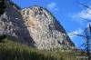 Mountains near Alymer Pass