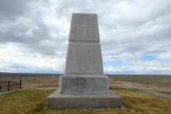 Memorial, Little Bighorn Battlefield National Monument