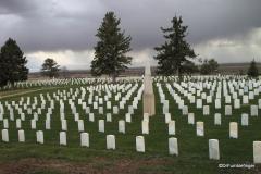 Cemetery,  Little Bighorn Battlefield National Monument