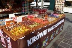 Little Market Square, Krakow