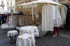 Lace, Little Market Square, Krakow