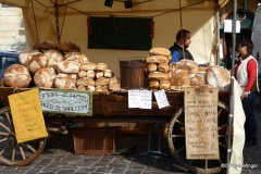 Bread, Little Market Square, Krakow