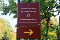 Ljubljana Botanical Garden