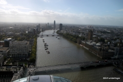 Views from the London Eye