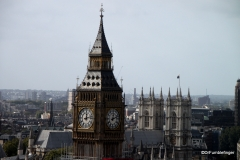Views from the London Eye (Parliament)