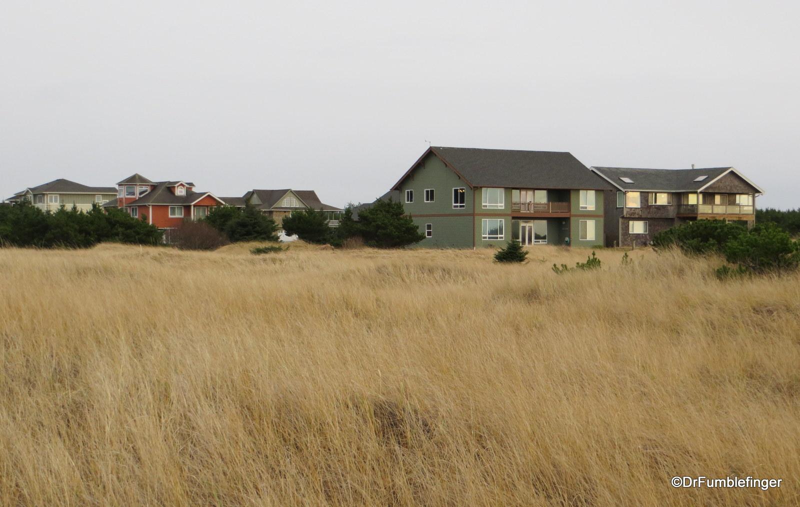 Beach-side homes, Long Beach