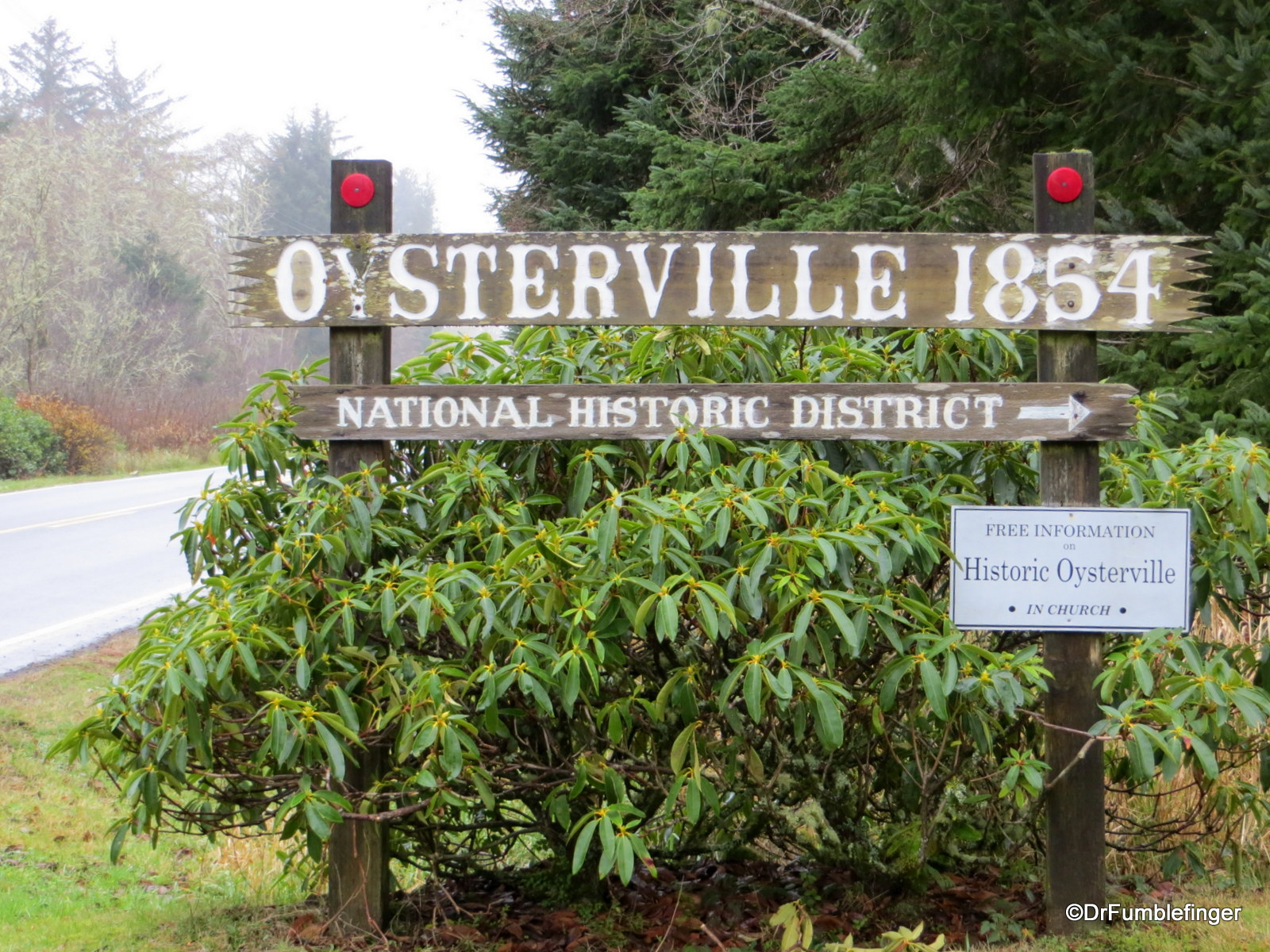 Oysterville