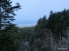 Cape Disappointment at dusk