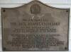 Jack Daniel's Distillery historic plaque