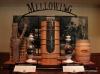 Jack Daniel's Museum Mellowing display