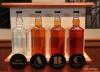 Jack Daniel's Museum bottle displays