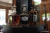 Jack Daniel's Distillery display