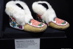 First Nations Gallery, MacBride Museum, Whitehorse