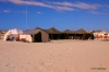 Our camp, Magdalena Bay