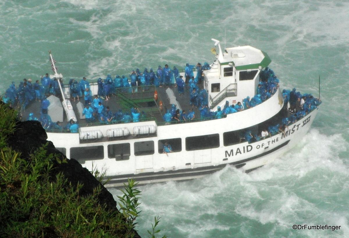 Maid of the Mist, Niagara Falls