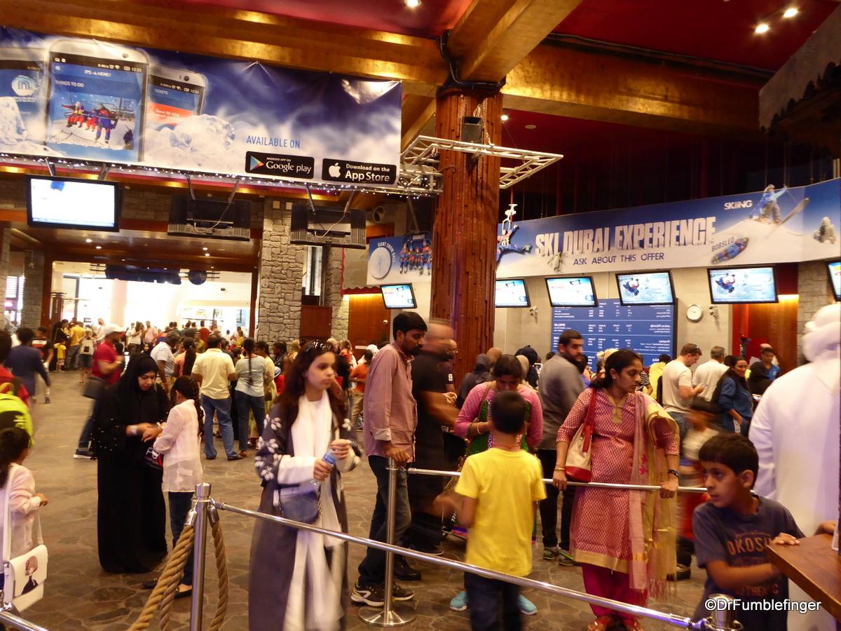 Ski Dubai, Mall of the Emirates, Dubai