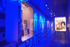 Introductory exhibits, Maritime Museum of Denmark