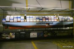 Ship model, Maritime Museum of Denmark