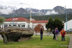 """Tomasito"", Maritime and Prison Museum, Ushuaia"