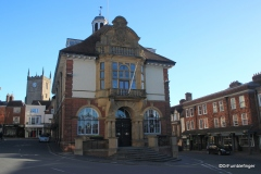 Merchant's Hall, High Street, Marlborough