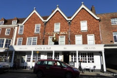 Castle and Ball, High Street, Marlborough